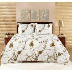 Realtree Brights Bedding Comforter Set, Plush Feel Multiple
