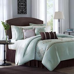 Madison Park Brussel King Size Bed Comforter Set Bed In A Ba