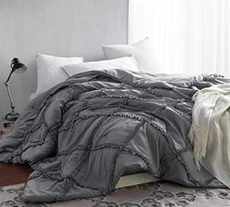 Byourbed BYB Alloy Gathered Ruffles - Handcrafted Series - K