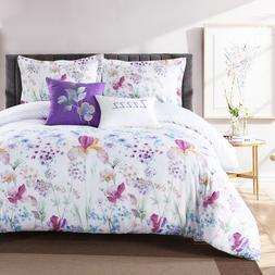 Calabria- Printed Pattern Ultra Soft Comforter Set - Califor
