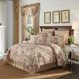 Croscill Camille Queen Comforter Set, 4 Piece