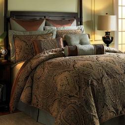 Hampton Hill Canovia Springs Duvet Style 9pc Comforter Set-