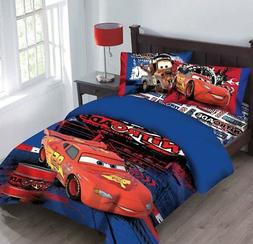 Disney Cars Nitroade Full Bedding Comforter Set