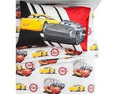 Disney Cars Sheet Set Twin 3pc