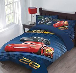 Disney Cars Velocity Twin Bedding Comforter Set