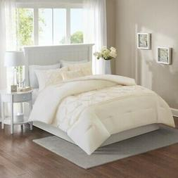 Comfort Spaces Cavoy 5 Piece Tufted Comforter Set