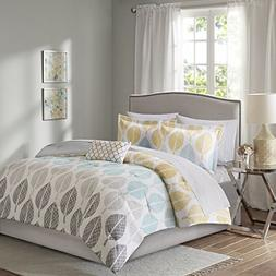 Madison Park Essentials Central Park Queen Size Bed Comforte