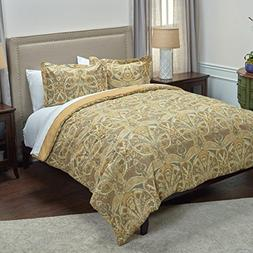 Rizzy Home Rosmond Heights Dress The Bed Comforter Set, Quee
