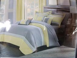 Chic Home 10Piece Falcon Hotel Collection Bed In a Bag Comfo