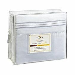 Clara Sheet Pillowcase Sets Clark 1800 Premier Series 4pc Be