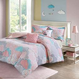 Urban Habitat Kids Cloud Comforter Set, Pink