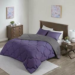 Comfort Spaces Vixie 3 Piece Comforter Set All Season Revers