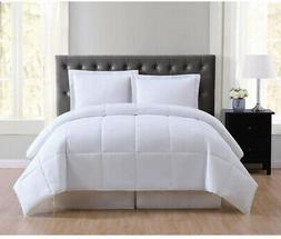 Comforter and Pillow Set Reversible, Hypoallergenic 100% Mic