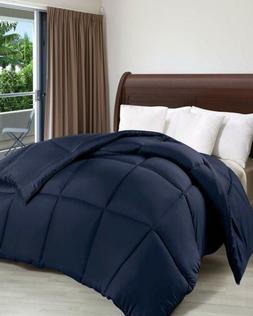 Utopia Bedding Comforter Duvet Insert-Quilted Comforter  Cor