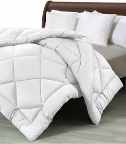 All Season Down Comforter Duvet Insert Alternative Comforter