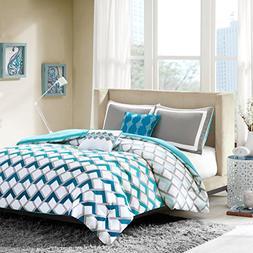 Comforter Set For Teen Girls Bundle Includes Turquoise Blue