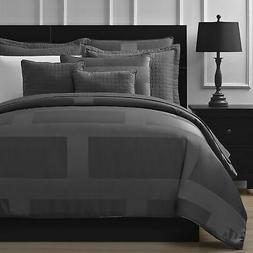 Comfy Bedding Frame Jacquard Microfiber Queen 5-piece Comfor