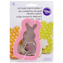 Cookie Cutter Set-Comfort Grip Bunny/Tail