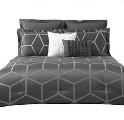 corvo modern jacquard geometric lattice