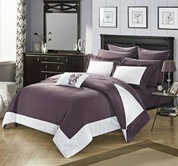 Chic Home CS0526-AN Peninsula 10 Piece Peninsula Comforter,