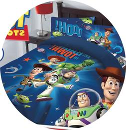 DISNEY CARTOONS BEDDING BED COMFORTER SET KIDS TEENS BOYS TO