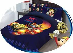 DISNEY CARTOONS BEDDING BED COMFORTER SET KIDS TEENS BOYS MI