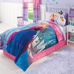Disney Frozen Twin Size Reversible Comforter