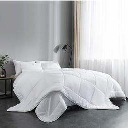 Everspread Down Alternative Comforter Duvet Insert, Hypoalle