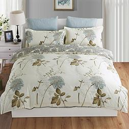 Duvet Cover Full, Style Bedding Cotton Pintuck Duvet Cover a