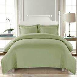 Egyptian Comfort Ultra Soft Duvet Cover Set for Comforter Da