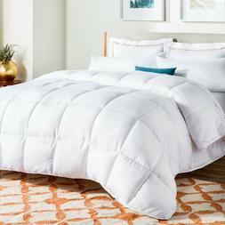 Duvet Insert Quilted Comforter Hypoallergenic Soft Plush Mic