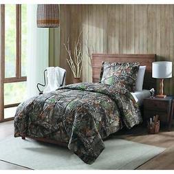 Realtree Edge Twin Comforter Set, Tan