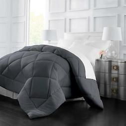 Egyptian Luxury Goose Down Alternative Comforter - All Seaso