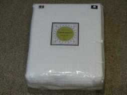 ELITE HOME GRAND HOTEL 100% COTTON BLANKET FULL/QUEEN 90X90""