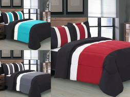 Empire Home Serenity Hypoallergenic 4-Piece Comforter Set -