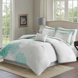 Comfort Spaces Enya 5 Piece Comforter Set