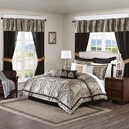 Madison Park Essentials Michelle Cal King Size Bed Comforter