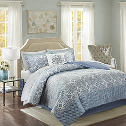 Madison Park Essentials Sybil Cal King Size Bed Comforter Se