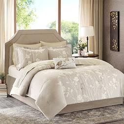 Madison Park Essentials Vaughn Complete Bed And Sheet Set