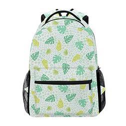 Extraordinary Banana Leaf Swimsuit Trekking Backpack Fashion