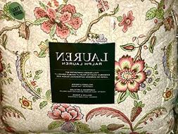 Ralph Lauren Floral Comforter Set - FULL/QUEEN