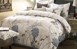 5c0fe4e1014d Wake In Cloud - Floral Comforter Set