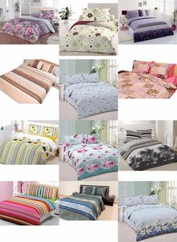 florals 100 percent cotton duvet cover bedding