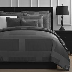 Comfy Bedding Frame Jacquard Microfiber Full 8-piece Comfort
