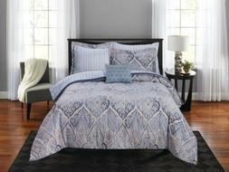 Comforter set For Girls Teens Women- Full size Bedding Set-