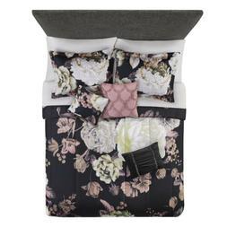 Full size comforter set For Girls Women Bedding Set Bed In A