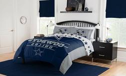 Dallas Cowboys Comforter -Gift for cowboys Fans -Birthday Gi