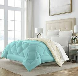 Sleep Restoration Goose Down Alternative Comforter - Reversi