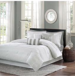 Madison Park Hampton Queen Size Bed Comforter New In Bag - W