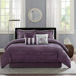 Madison Park Hampton King Size Bed Comforter Set Bed in A Ba